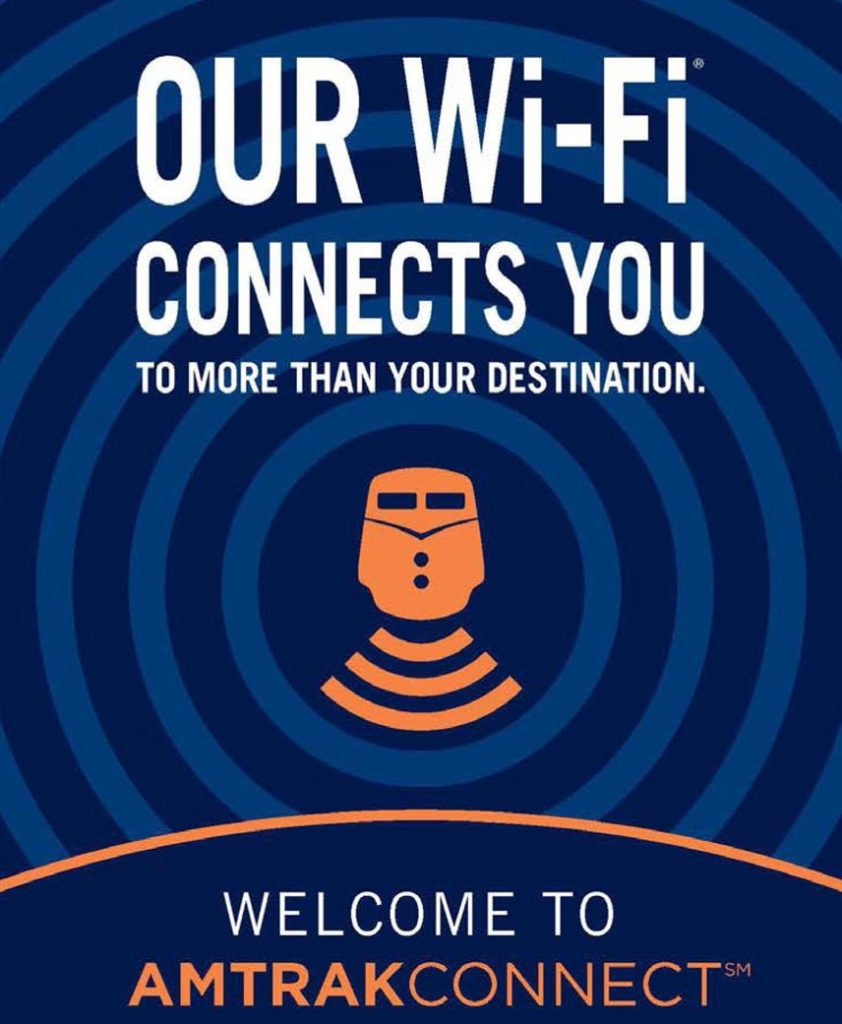 AMTRAKCONNECT® WI-FI NOW ON MIDWEST CORRIDORS