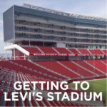 Getting to Levi's Stadium in 5 Easy Steps