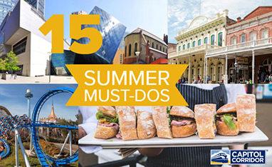 15 Summer Must-Dos