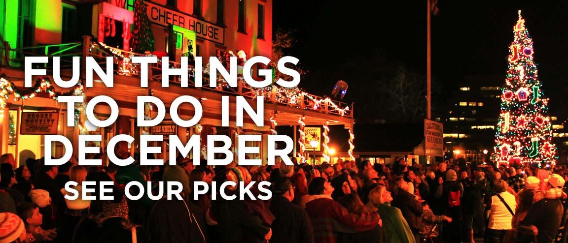 December Picks