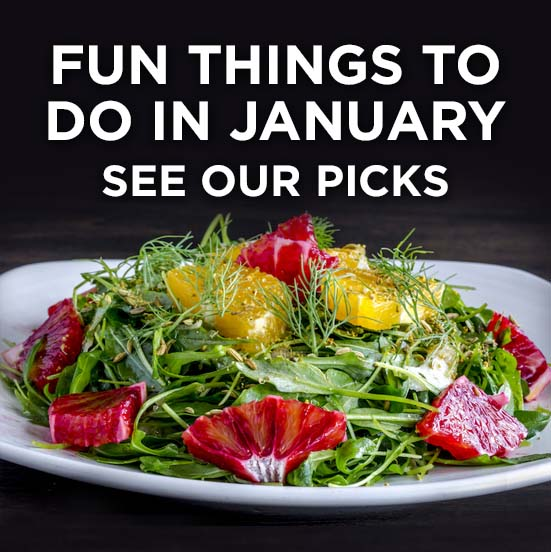 January Picks
