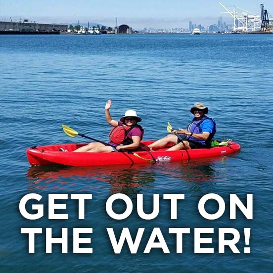 Get Out on the Water