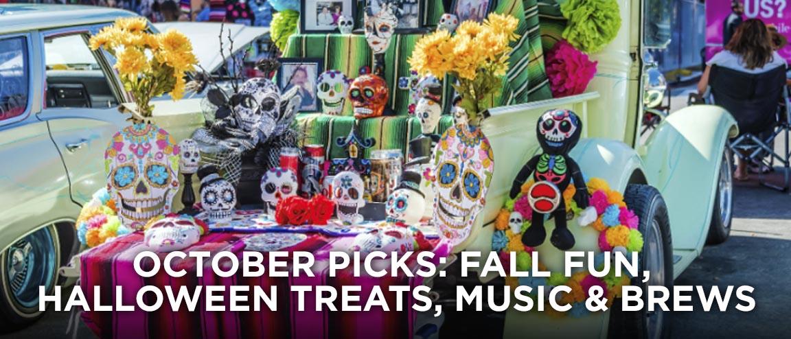 October Picks