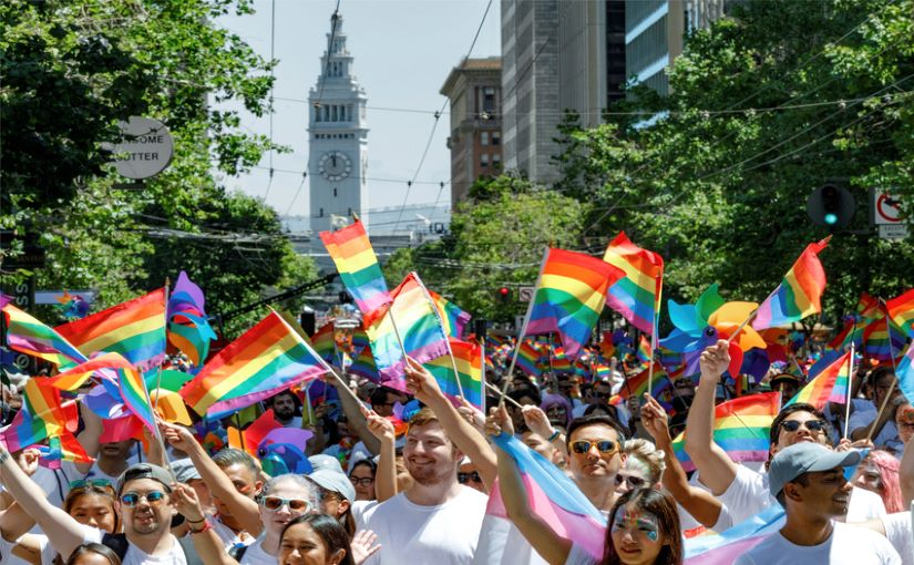 Get Ready for SF Pride's 50th Anniversary