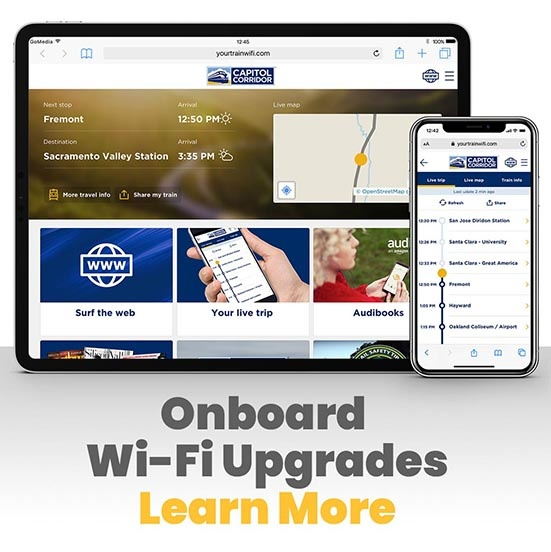 Onboard Wifi Upgrades